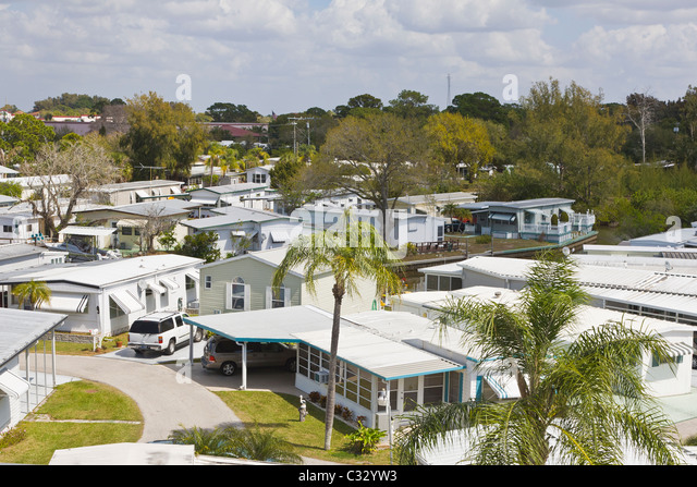 Mobile Home Park In Venice Florida