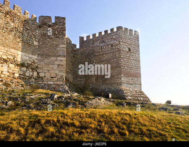 Selcuk Castle Stock Photos & Selcuk Castle Stock Images ...