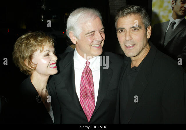 nick clooney and wife