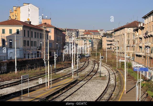 Poles signs stock photos poles signs stock images alamy - Carabinieri porta genova milano ...