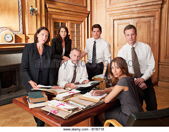 lawyers at desk - photo #18