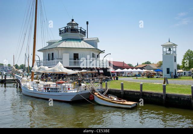 Chesapeake Bay Maritime Museum Stock Photos Amp Chesapeake
