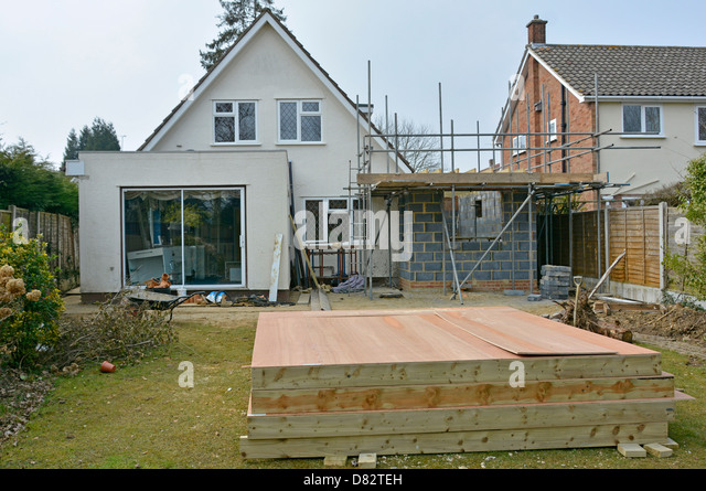 Detached House Uk Garden Stock Photos Amp Detached House Uk