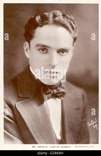 a biography of charles spencer chaplin the english comic actor Large photo gallery featuring charles chaplin magazine images  charles spencer chaplin was born april 16,  was an english comic actor,.