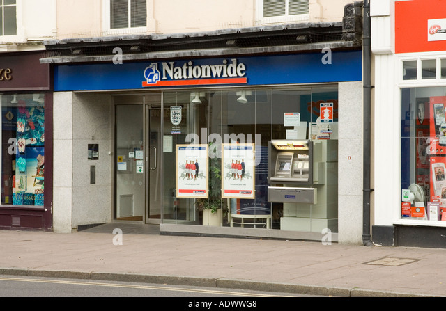 Nationwide Building Society In Dundee