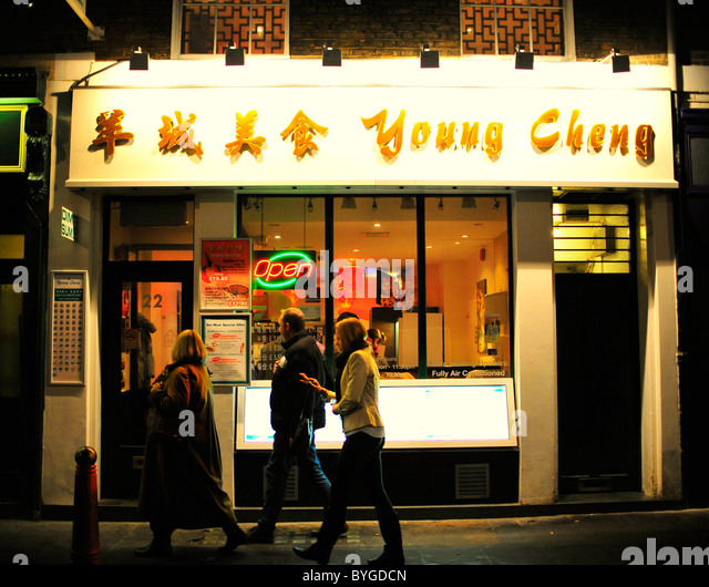 Young Cheng Restaurant London