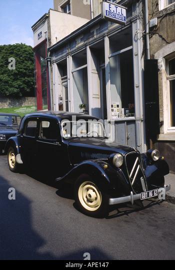 voiture vintage stock photos voiture vintage stock images alamy. Black Bedroom Furniture Sets. Home Design Ideas