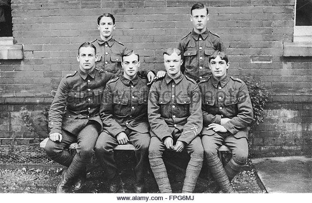 Wwi Soldier Uniform Stock Photos & Wwi Soldier Uniform ...