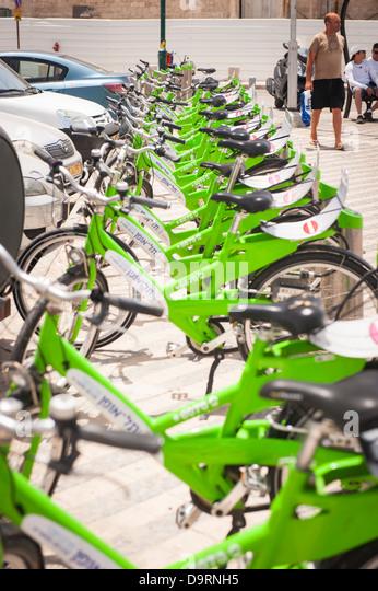 Bike dock stock photos bike dock stock images alamy for Iconic motors tempe az