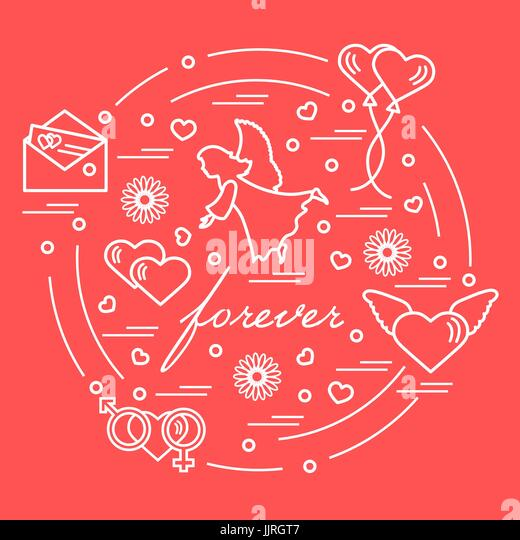 Love Hearts Inscription Stock Photos Love Hearts Inscription Stock