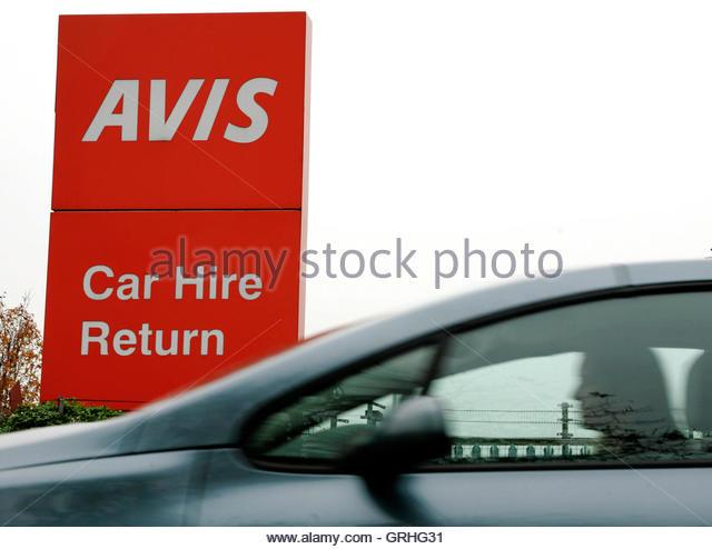 Avis Car Rental Long Beach