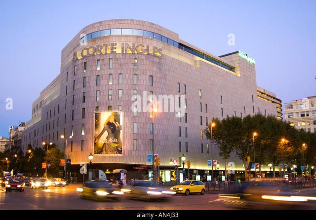 Spanish retail chain stock photos spanish retail chain - Comedores el corte ingles ...