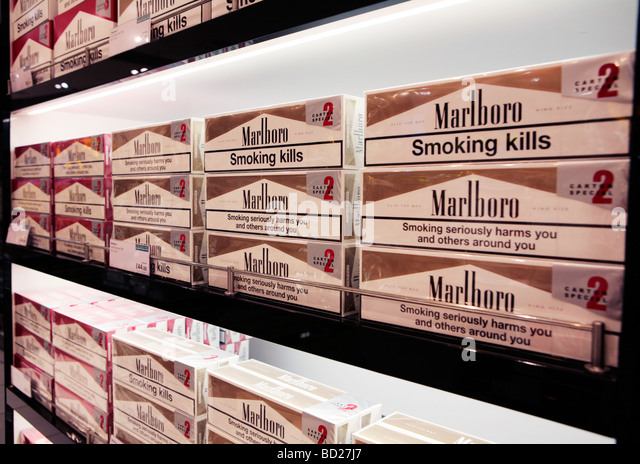 Cost of pack of cigarettes Marlboro Maryland