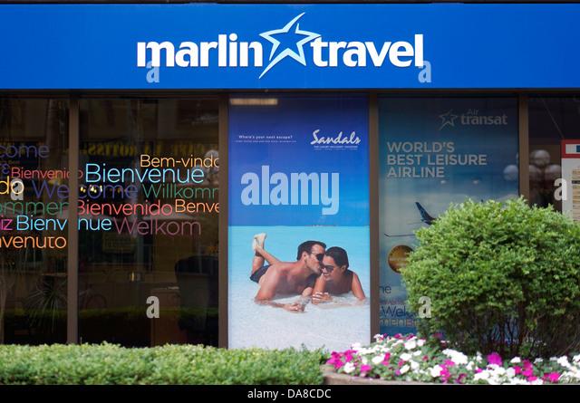 Marlin Travel Agency Toronto