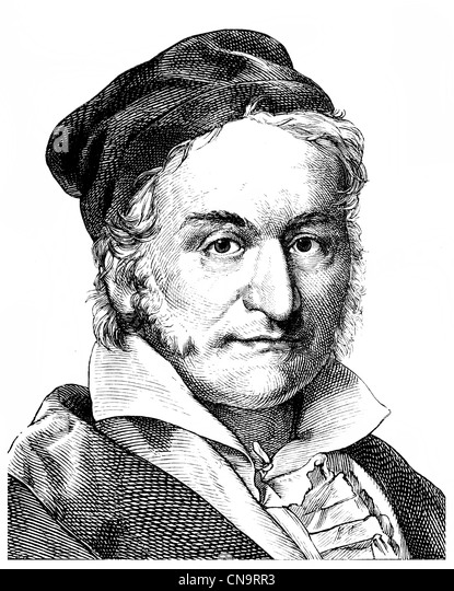 carl friedrich gauss dissertation Carl friedrich gauss was a german mathematician and scientist who dominated  the mathematical community during and after his lifetime his outstanding work.