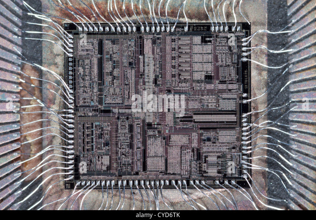microchips integrated circuit and dynamic ram This is part of ieee spectrum's special report: 25 microchips that shook  but  mostek's 4-kilobit dram chip brought about a key innovation,.