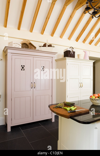 bespoke kitchen stock photos bespoke kitchen stock images alamy. Black Bedroom Furniture Sets. Home Design Ideas