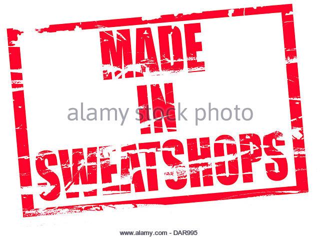 Sweatshops Stock Photos & Sweatshops Stock Images