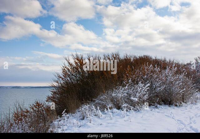 snow winter seasons sea - photo #13
