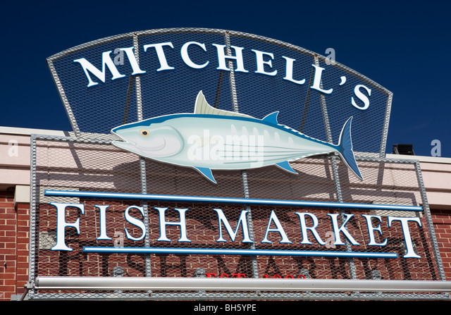 Mitchells stock photos mitchells stock images alamy for Mitchell s fish market nutrition
