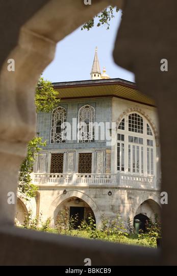 Topkapi Palace Istanbul Summer Stock Photos & Topkapi ...
