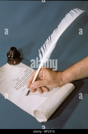 Writing Quill Stock Photos Writing Quill Stock Images