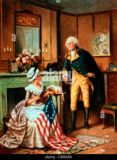 Betsy Ross Stock Photos and Images