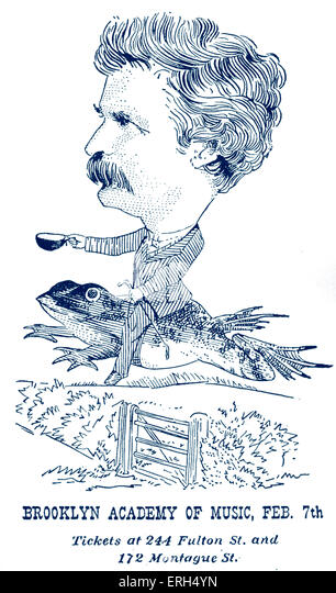 """a review of samuel l clemens the notorious jumping frog of calaveras county The notorious principal the realism of """"the celebrated jumping elements of realism in mark twain's """"the celebrated jumping frog of calaveras county."""
