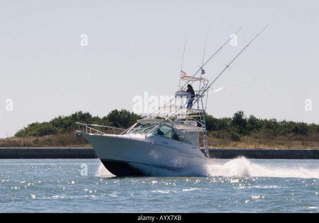 Sport fishing harbor texas stock photos sport fishing for Deep sea fishing corpus christi