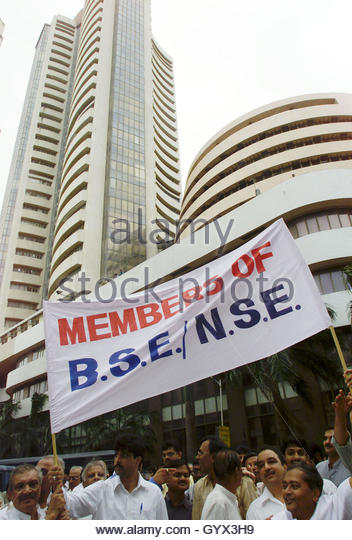 Stock exchange brokers india