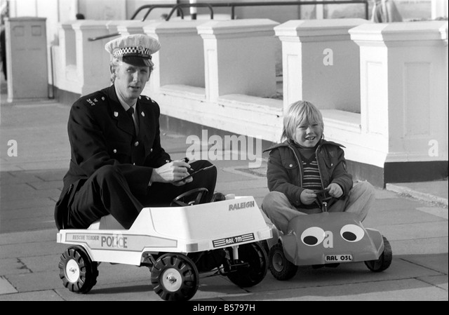 Pull Over Car Meaning : Toy police cars stock photos