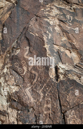 Snake carving stock photos images