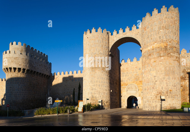 Alcazar Gate Stock Photos & Alcazar Gate Stock Images - Alamy