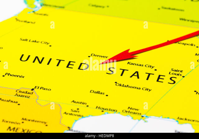 Red Blue States Map Stock Photos Red Blue States Map Stock - Map of red and blue states