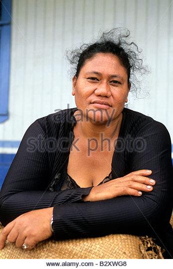 tonga woman