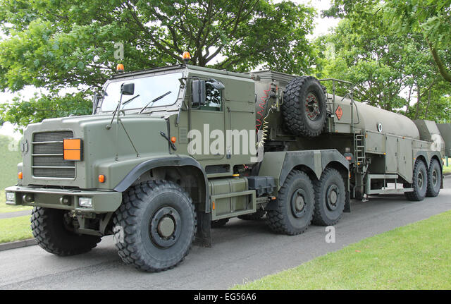 Army Heavy Duty Trucks : Army tanker truck stock photos