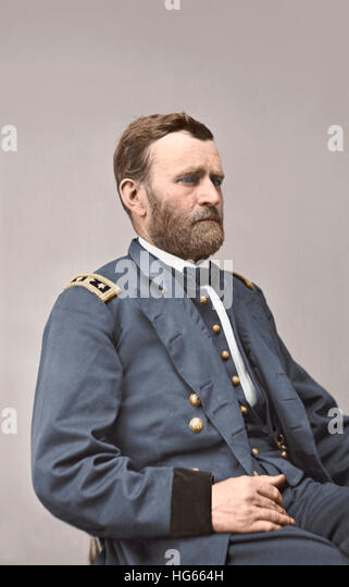 the military contributions of ulysses s grant Ulysses s grant / samuel bell waugh / oil on canvas, 1869  each make  substantial contributions to their respective causes in 1862  of robert e lee's  military pedigree, his general and memoirist a l long writes.