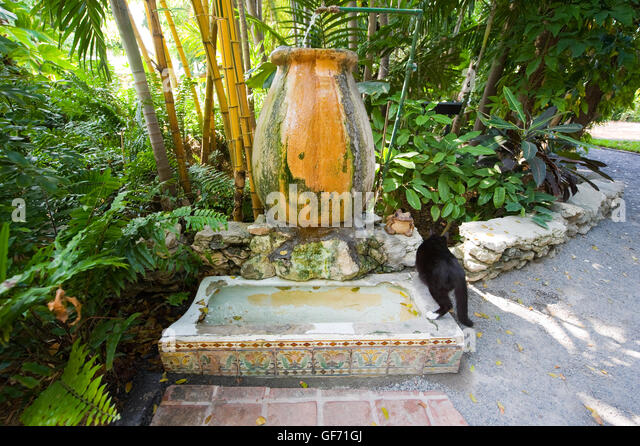 garden house key west. Former Urinal In The Garden Of Ernest Hemingway House Key West Florida. S