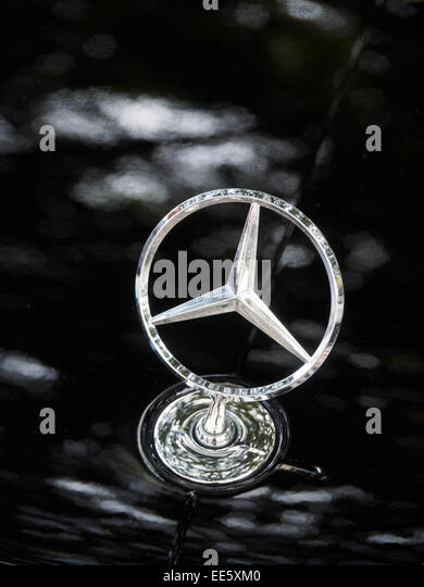 Mercedes benz logo stock photos mercedes benz logo stock for Mercedes benz stock symbol