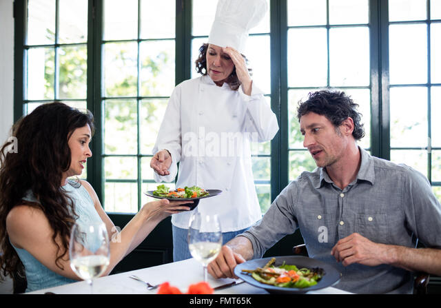 Complaining Restaurant Stock Photos & Complaining ...