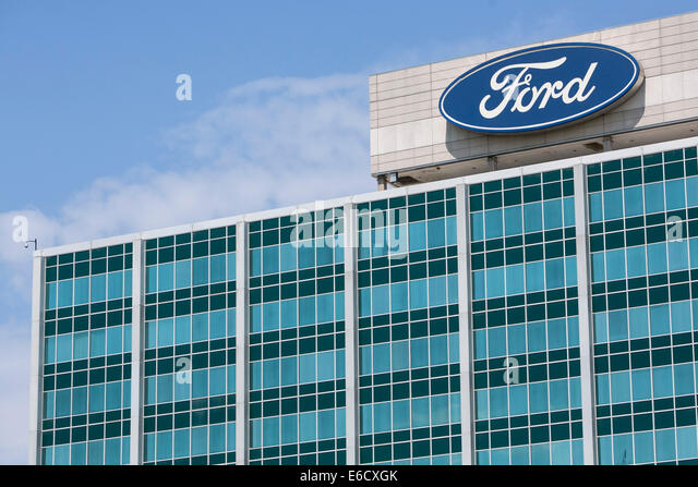 Ford motor company corporate headquarters for Ford motors corporate office