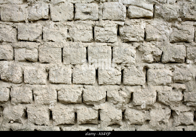 Adobe brick wall stock photos amp adobe brick wall stock images alamy