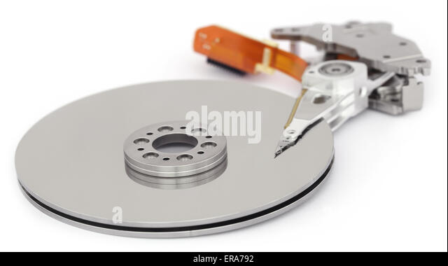 how to open hard disk image file