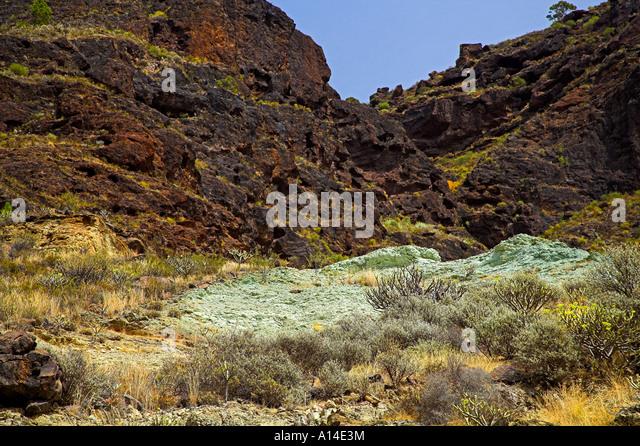 Veneguera gran canaria stock photos veneguera gran canaria stock images alamy - Los azulejos gran canaria ...