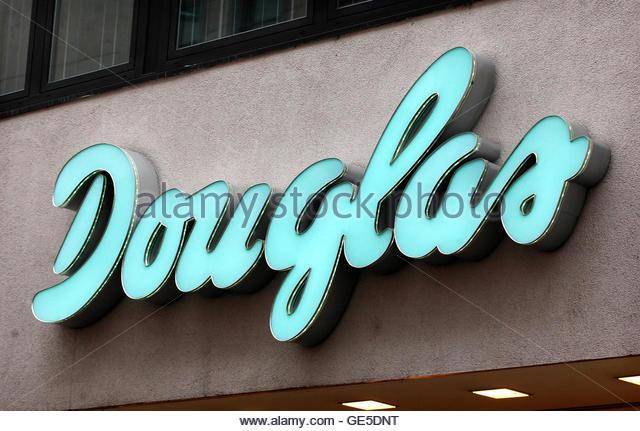 douglas holding stock photos amp douglas holding stock