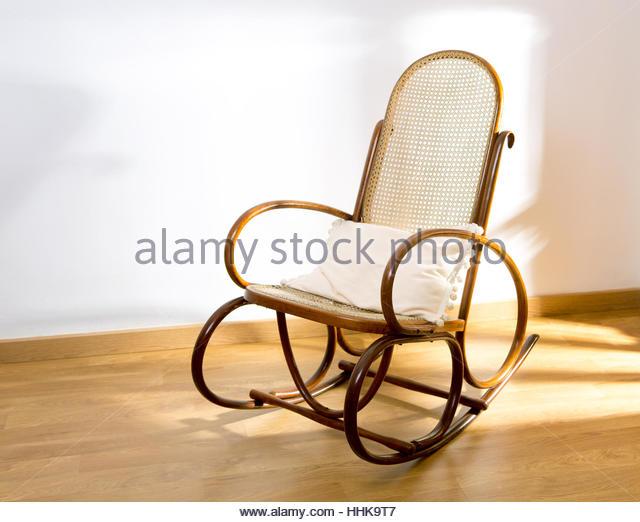 Rocking Chair Cushion Stock Photos & Rocking Chair Cushion Stock ...