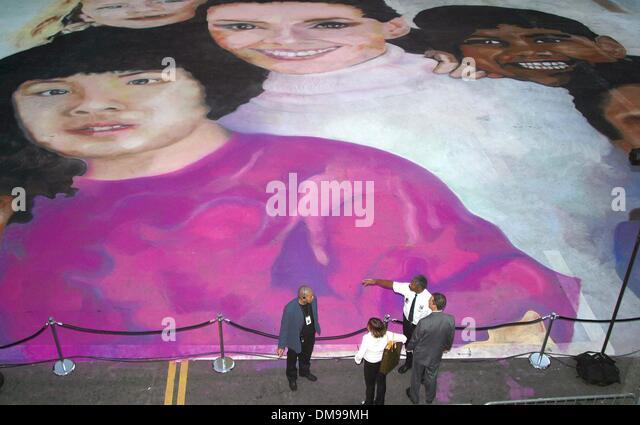 Hepburns stock photos hepburns stock images alamy for Audrey hepburn mural los angeles