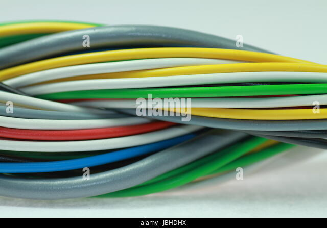 Bunte Kabel bunte lenkabel kabel le intelligent diy cable l tutorial