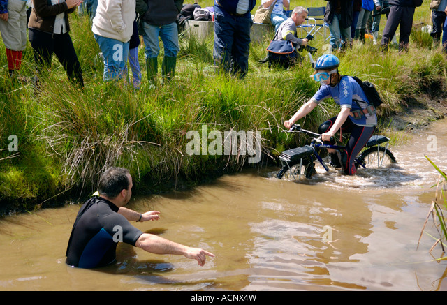 Competitor In Annual World Mountain Stock Photos Competitor In
