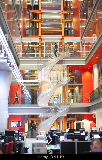 Bbc newsroom stock photos bbc newsroom stock images alamy for Tech house london
